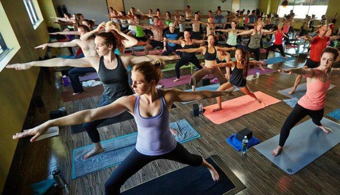 Pilates-Yoga
