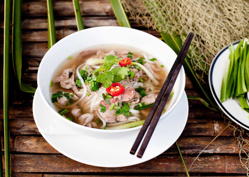 Vietnamese-beef-Pho
